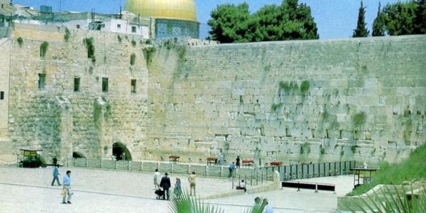 이스라엘 통곡의 벽<br>