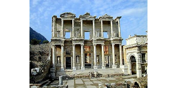 Library of Celsus, Ephesus<br>